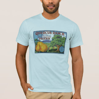 Quercus Ranch Bartlett Pears T-Shirt