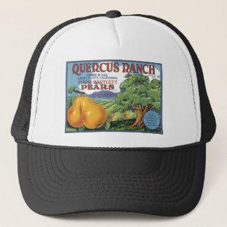 Quercus Ranch Bartlett Pears Trucker Hat
