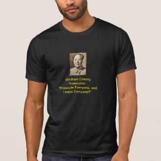 Querellante #2 del condado de Windham: Camiseta Remera