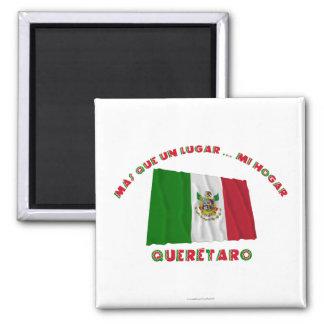 Querétaro - Más Que un Lugar Mi Hogar Magnets