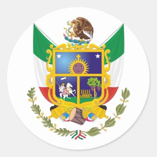 Queretaro, Mexico Sticker