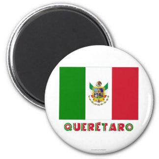 Querétaro Unofficial Flag Magnets