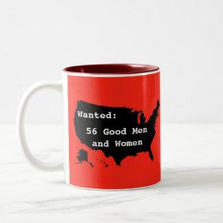 Querido:  56 buenos hombres y mujeres tazas