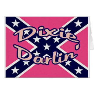 Querido de Dixie Tarjeta De Felicitación