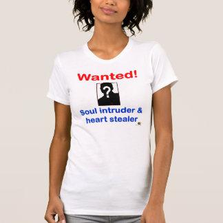 ¡QUERIDO! Intruso del alma y stealer del corazón Camisetas