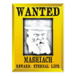 Querido: Mashiach Tarjetas Postales