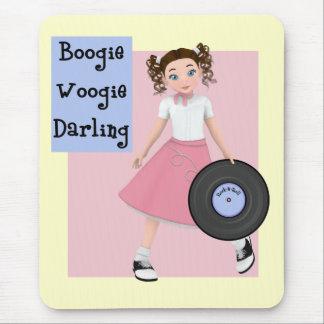 Querido Mousepad de Woogie de la boogie