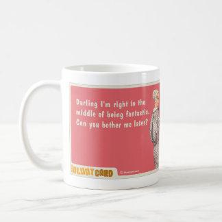 querido soy fantástico tazas de café