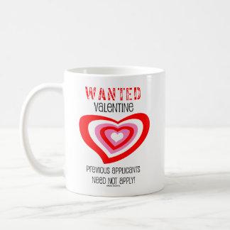 Querido - tarjeta del día de San Valentín Tazas