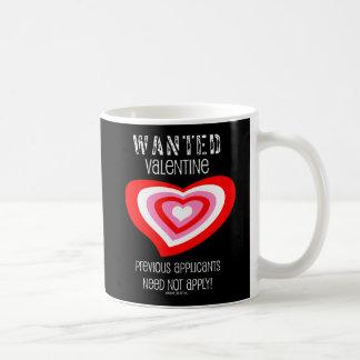 Querido - tarjeta del día de San Valentín Taza