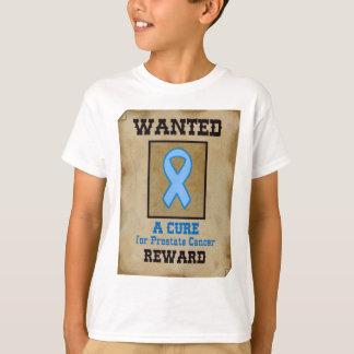 Querido: Una curación para el cáncer de próstata Playera