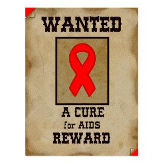 Querido: Una curación para el SIDA Postales