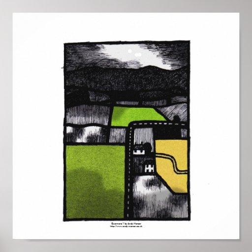 Quernmore 1 Print