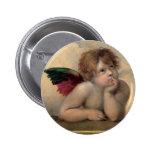 Querube de Sistine Madonna por Raphael Pin