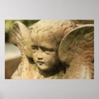 Querube del Cupid Póster