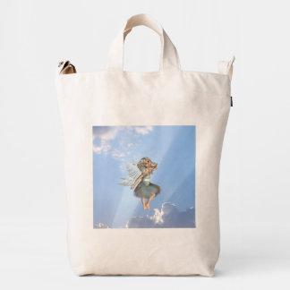 Querube Bolsa De Lona Duck