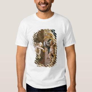 Querubes, 1737-66 camisas