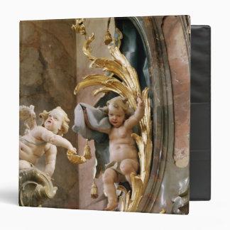 """Querubes, 1737-66 carpeta 1 1/2"""""""