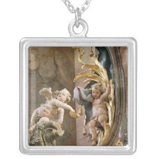 Querubes, 1737-66 colgante cuadrado