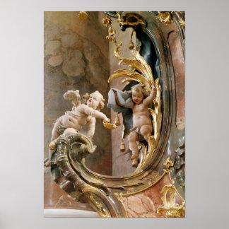 Querubes, 1737-66 póster