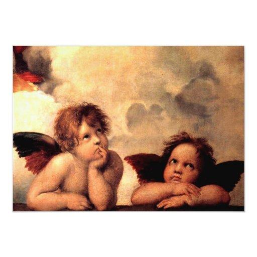 Querubes 2 de los ángeles comunicados personalizados
