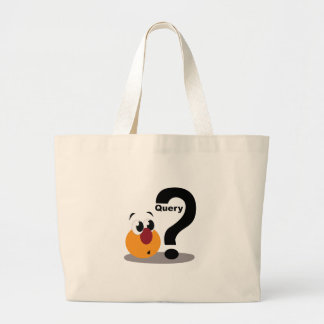 Query Tote Bag