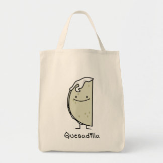 Quesadilla Mexican grilled Tortilla with Cheese Tote Bag