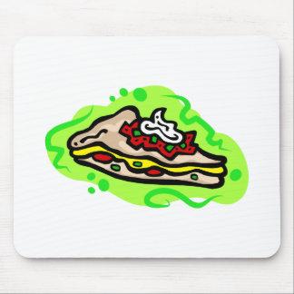 Quesadilla Mouse Pad