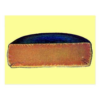 Queso antiguo de Gloucester del doble del vintage Postales