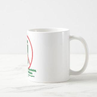 Queso conservado taza de café