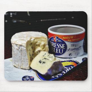 Queso de Bresse Bleu Alfombrillas De Ratones