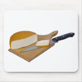 queso de la charcutería tapete de ratón