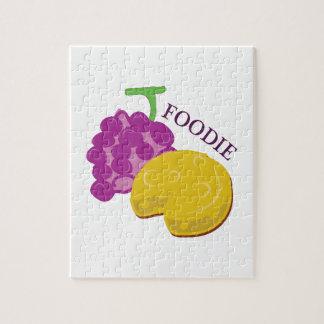 Queso de la uva de Foodie Rompecabezas