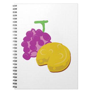 Queso de la uva libros de apuntes