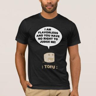 Queso de soja: Camisa insípida