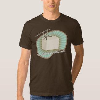 ¡Queso de soja! Camisas