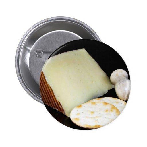Queso del EL Trigal Manchego Pin