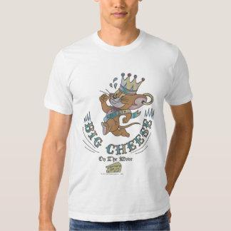 Queso grande de Jerry en la luna 2 Camisas