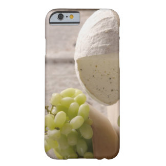 queso orgánico a bordo funda para iPhone 6 barely there