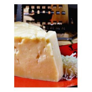 Queso parmesano de Antigo Stravecchio Tarjetas Postales