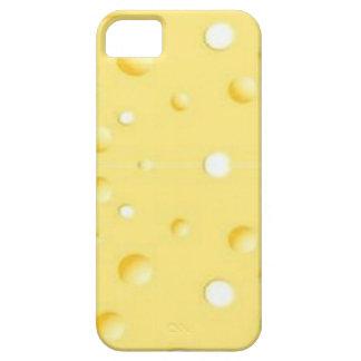queso suizo iPhone 5 fundas
