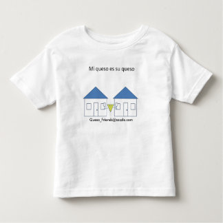 queso toddler shirt 1