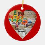 Queso y Nueces Christmas Tree Ornament