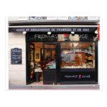Queso y vino París del ~ del colorete de Fromage Postales
