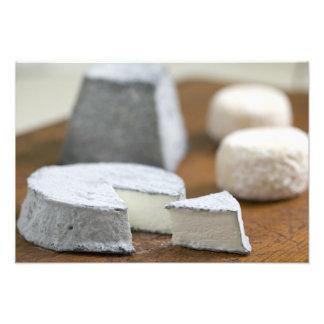 Quesos de la leche de la cabra - Selles-sur-Cher, Cojinete