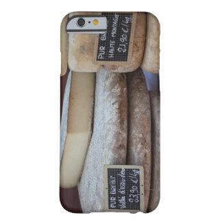 quesos típicos de los Pirineos Funda Para iPhone 6 Barely There
