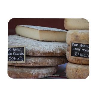 quesos típicos de los Pirineos Imanes De Vinilo