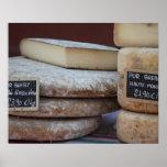 quesos típicos de los Pirineos Impresiones