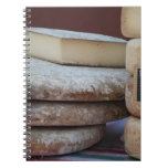 quesos típicos de los Pirineos Libretas