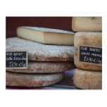 quesos típicos de los Pirineos Postal